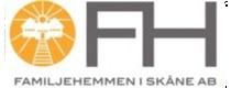Familjehemmen i Skåne Logotyp